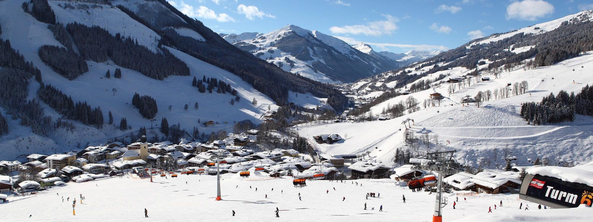 Winter in Saalbach-Hinterglemm
